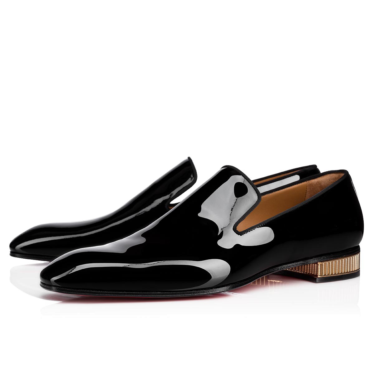 Classic shoes for gay grooms
